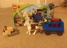Lego duplo chevaliers 4862