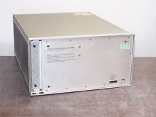AGILENT HP 35650A DYNAMIQUE SIGNAL ANALYZER opt. Mes 003/80 w/card *st A360