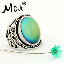 Vintage Bohemia Retro Color Change Mood Ring Emotion Feeling Indicator (SALE!!!)