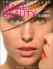 The Complete Make-Up and Beauty Book-ExLibrary
