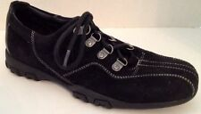 Cole Haan Shoes Womens Size 6.5 M Black Sneakers Lace Up Oxford 6 1/2