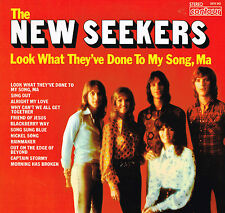 THE NEW SEEKERS Look What They've Done To My Song, Ma LP Austria 2870-342 N/Mint