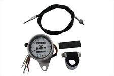 39-0550 Mini Speedometer Speedo 2:1 Mechanical Harley Chopper Sportster Softail