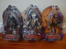 NECA Series 12 Predator Set of 3 Enforcer, Elder V2 & Viper Action Figure BNIB