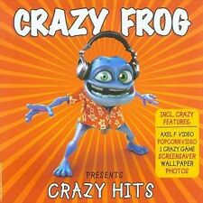 Presents Crazy Hits by Crazy Frog (CD, Oct-2005, Gusto)