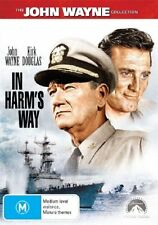 In Harm's Way (DVD, 2004)