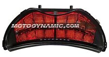 1999-00 Honda CBR600 F4 & 2004-2006 F4i INTEGRATED LED Tail Light SMOKE H-4F4-S