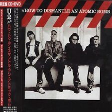 How to Dismantle an Atomic Bomb by U2 (CD, Nov-2004)