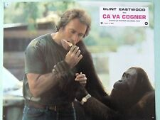 CLINT EASTWOOD  PHOTO EXPLOITATION LOBBY CARD CA VA COGNER