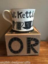 NEW Moorland Pottery ' Put Kettle On' mug  Gift Boxed