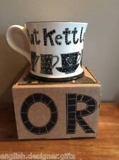 NEW Moorland Pottery ' Put Kettle On' mug  Gift Boxed