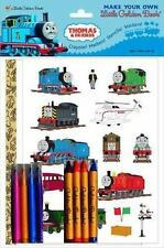 Make Your Own Little Golden Book: Thomas the Tank Engine Make Your Own Little...