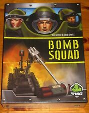 BOMB SQUAD Board Game by TMG KICKSTARTER 2015 1st ED NEW! IN-HAND-FREE SHIPPING!