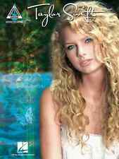 """TAYLOR SWIFT-GUITAR RECORDED VERSIONS"" MUSIC BOOK W/TAB BRAND NEW ON SALE!!"