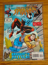 SPIDERMAN SPECTACULAR #224 VOL1 MARVEL COMIC CLONE APPS MAY 1995