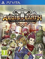Aegis of earth-protonovus assaut PS Vita pour pal PS Vita (new & sealed)