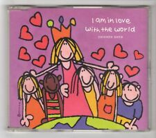 (HC32) Chicken Shed, I Am In Love With The World - 1997 CD