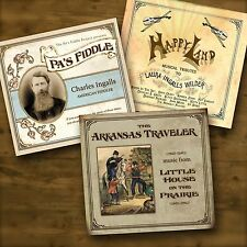 The Pa's Fiddle Collection - Music that Inspired the Little House Books