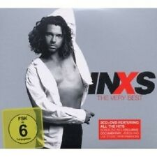 INXS - THE VERY BEST OF (DELUXE VERSION) 2 CD + DVD NEU