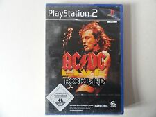 AC/DC Live Rock Band (ps3) Nuovo Ovp Tedesco ***