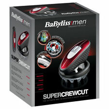 Babyliss 7565u para hombre Super Redondo Cortar Pelo Clipper & Recortador De Litio Powered