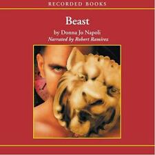 BOOK/AUDIOBOOK CD Age 14+ Donna Jo Napoli Teen Fiction BEAST