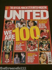 MANCHESTER UNITED - THE GREATEST PLAYER EVER - MARCH 2001