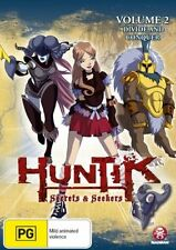 Huntik, Secrets & Seekers Vol 2: Divide and Conquer NEW R4 DVD