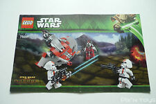 LEGO Notice Instruction / 75001 Republic Troopers vs. Sith Troopers