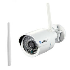 Wireless WIFI HD 720P IP Camera ONVIF Outdoor Security Waterproof Night Vision