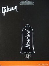 NEW GIBSON LES PAUL STANDARD TRUSS ROD COVER PLATE WITH SCREWS GUITAR PART