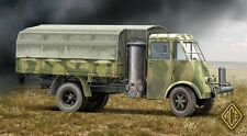 Ace 1/72 French 3,5t Truck AHN with Gas Generator # 72532