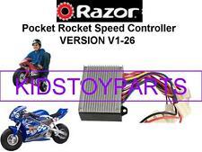 NEW! Razor PR200 POCKET ROCKET V1-26 ESC Only (SPEED CONTROLLER) *OBSOLETE