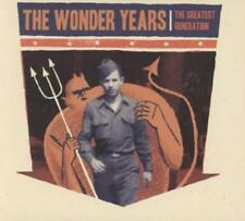Wonder Years,the - The Greatest Generation - CD
