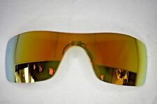 AUTHENTIC OAKLEY BATWOLF Replacement Lenses 43-356 FIRE IRIDIUM OEM GENUINE