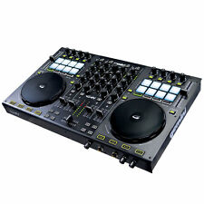 Gemini G4V 4-Channel Virtual DJ Controller - FREE NEXT DAY AIR