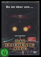 DVD DAS FLIEGENDE AUGE - Action-Thriller mit ROY SCHEIDER *** NEU ***
