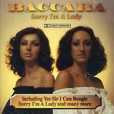 NEW - Sorry I'm a Lady by Baccara