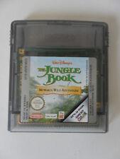 THE JUNGLE BOOK (Le Livre de la Jungle) Mowgli's Wild Adventure - GAME BOY COLOR