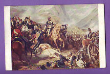 Napoleon and Officiers & Horses PC ~1910 Artist Signer   R 2813