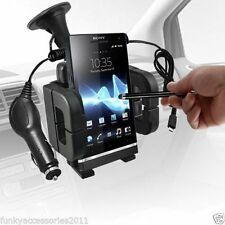 Windscreen Mount Suction Phone Car Holder✔Charger for Xiaomi Mi 4i / 4