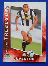 FOOTBALL CARDS PANINI REAL ACTION 2008-09 - N. 114 - TREZEGUET - JUVENTUS - new