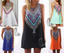 WHOLESALE BULK LOT 10 MIXED COLOUR SIZE A-Line Mini Dress Beach Cover Up dr001