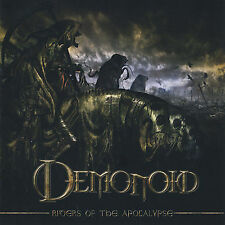 Demonoid Riders of the Apocalypse CD