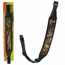 Outdoor Connections APG HD Camo Neoprene Raptor Rifle Gun Sling & Swivels Air