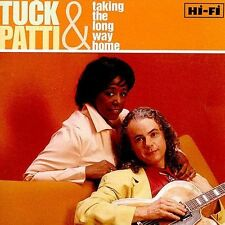 Taking the Long Way Home by Tuck & Patti (CD 2000 Windham Hill) Sealed w/Cut-Out