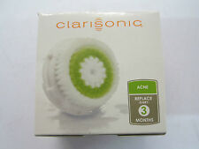Green Acne Replacement Clarisonic Brush Head for Deep Pore Skin Cleansing System