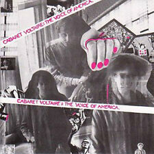 Cabaret Voltaire - The Voice Of America NEW CD