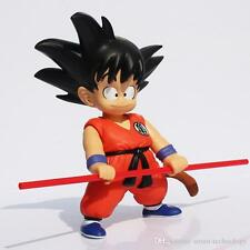 ACTION FIGURE TOY STATUE DRAGON BALL Z GT ANIME 20CM BABY GOKU YOUNG 8INCH