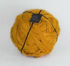 4kg Mustard Mammoth Giant Chunky Extreme Arm Knitting BigYarn Woolly Mahoosive